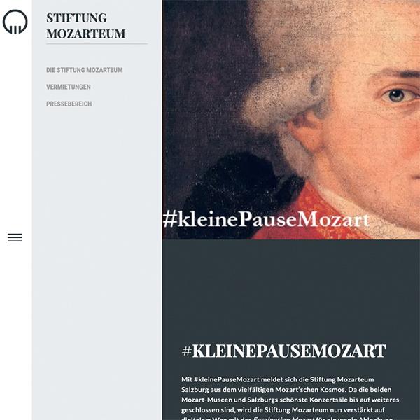 Stiftung Mozarteum