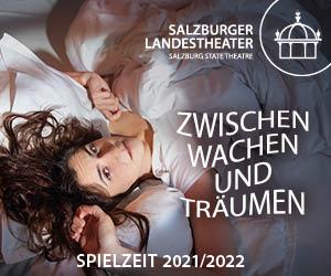 Salzburger Landestheater Spielzeit 2021/22