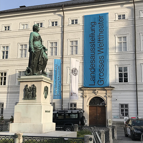 Salzburg Museum Landesausstellung 100 Jahre Salzburger Festspiele