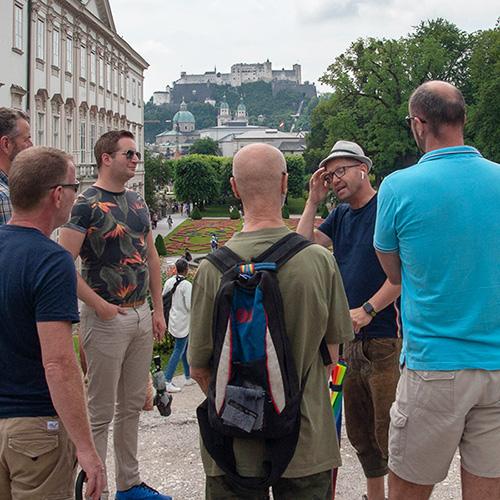 Quere Stadtführung Salzburg